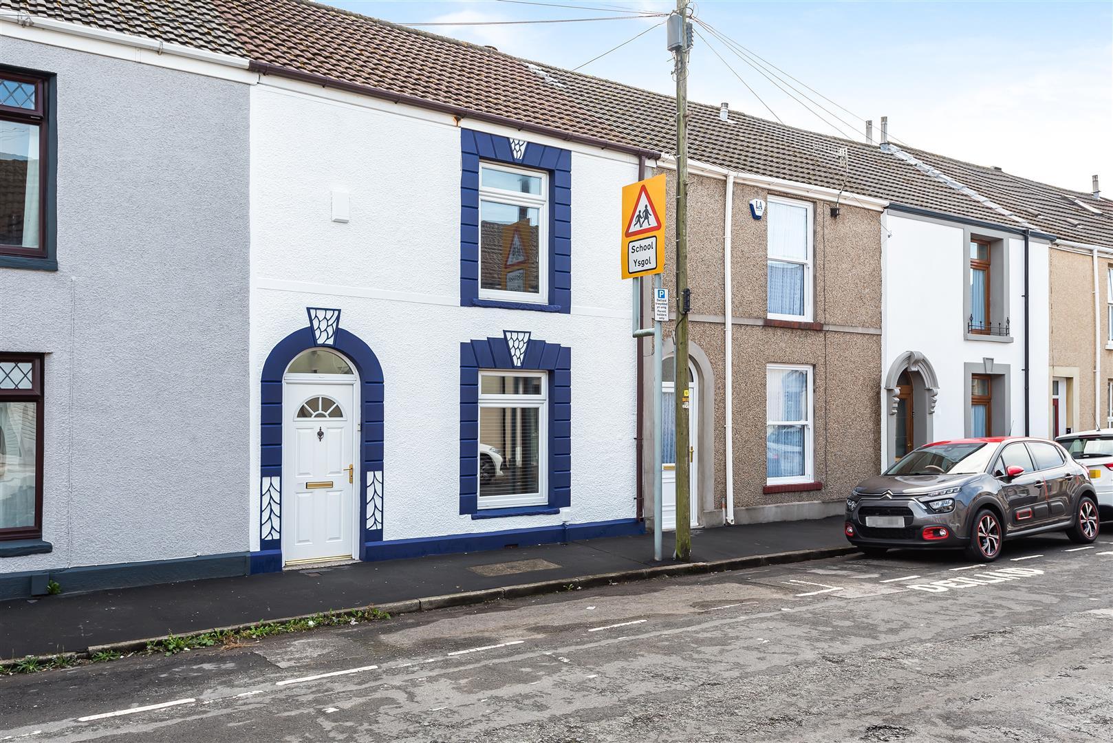 Rodney Street, Sandfields Swansea, SA1 3UB